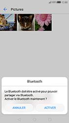 Huawei P10 Lite - Photos, vidéos, musique - Envoyer une photo via Bluetooth - Étape 10