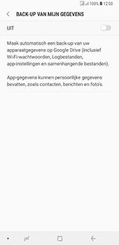 Samsung Galaxy A6 Plus - toestel resetten - back-up maken met jouw account - stap 9