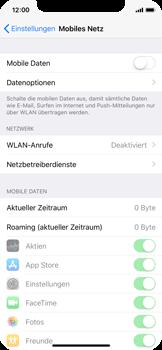 Apple iPhone X - Internet - Mobile Daten ausschalten - 6 / 6