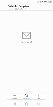Huawei P Smart - E-mails - Envoyer un e-mail - Étape 4