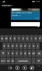 Microsoft Lumia 532 - MMS - Erstellen und senden - Schritt 16