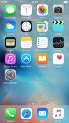 Apple iPhone 6 iOS 9 - Startanleitung - Personalisieren der Startseite - Schritt 3