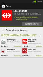 Samsung Galaxy S III - Apps - Installieren von Apps - Schritt 23