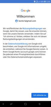Samsung Galaxy J4+ - E-Mail - Konto einrichten (gmail) - Schritt 11