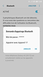 Samsung Galaxy A5 (2017) - Android Oreo - Bluetooth - connexion Bluetooth - Étape 10