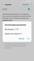 Samsung Galaxy A3 (2017) - Android Oreo - Bluetooth - connexion Bluetooth - Étape 10