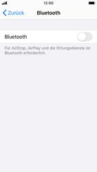 Apple iPhone SE - iOS 13 - Bluetooth - Verbinden von Geräten - Schritt 6