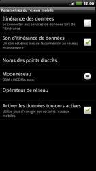 HTC Z710e Sensation - Réseau - utilisation à l'étranger - Étape 9
