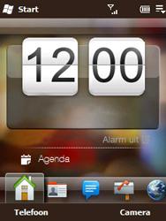 HTC T3333 Touch II - Internet - Hoe te internetten - Stap 1