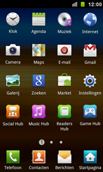 Samsung I9100 Galaxy S II - bluetooth - aanzetten - stap 3