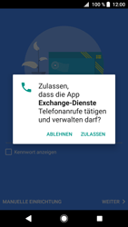Sony Xperia XZ1 Compact - E-Mail - 032c. Email wizard - Outlook - Schritt 10