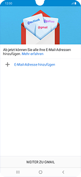Samsung Galaxy A50 - E-Mail - Konto einrichten (gmail) - Schritt 6
