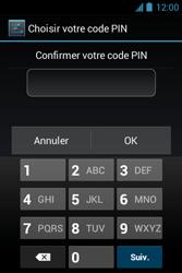 Bouygues Telecom Bs 351 - Sécuriser votre mobile - Activer le code de verrouillage - Étape 10