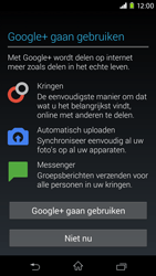 Sony Xperia M2 - apps - account instellen - stap 13