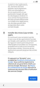 Samsung Galaxy A40 - Premiers pas - Configuration de l