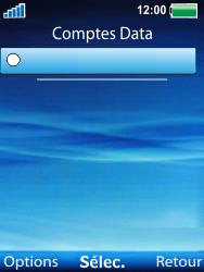 Sony W100i Spiro - Internet - Configuration manuelle - Étape 8
