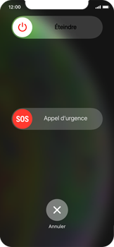 Apple iPhone X - iOS 14 - Internet et roaming de données - Configuration manuelle - Étape 10