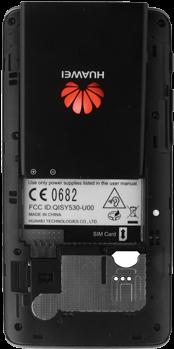 Huawei Ascend Y530 - SIM-Karte - Einlegen - 9 / 13