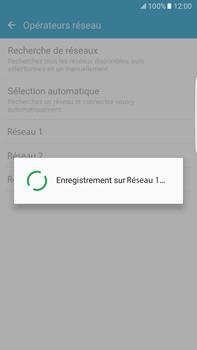 Samsung Samsung G928 Galaxy S6 Edge + (Android M) - Réseau - Sélection manuelle du réseau - Étape 9