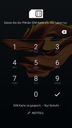Sony Xperia X Compact - Gerät - Einen Soft-Reset durchführen - Schritt 4