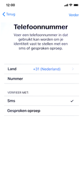 Apple iphone-11-model-a2221 - Instellingen aanpassen - Nieuw toestel instellen - Stap 28