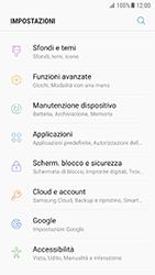 Samsung Galaxy S7 - Android N - Applicazioni - Come disinstallare un