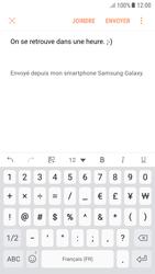 Samsung Galaxy A5 (2016) - Android Nougat - E-mail - envoyer un e-mail - Étape 10