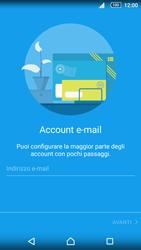 Sony Xperia Z5 - E-mail - configurazione manuale - Fase 6