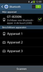 Samsung Galaxy S3 Mini Lite - bluetooth - aanzetten - stap 7