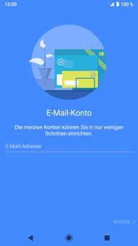Sony Xperia XZ2 Premium - Android Pie - E-Mail - Konto einrichten - Schritt 6