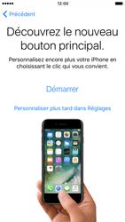 Apple iPhone 7 - Premiers pas - Créer un compte - Étape 40
