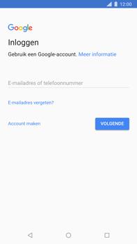 Nokia 8 Sirocco - Applicaties - Account aanmaken - Stap 4