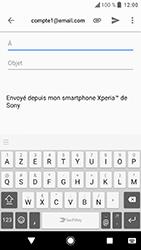 Sony Xperia XA2 - E-mails - Envoyer un e-mail - Étape 5