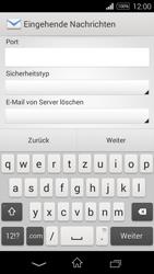 Sony D2203 Xperia E3 - E-Mail - Konto einrichten - Schritt 9