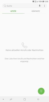 Samsung Galaxy J4+ - Anrufe - Rufumleitungen setzen und löschen - Schritt 4