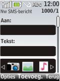 Nokia 2720 fold - MMS - Afbeeldingen verzenden - Stap 5