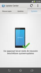 Sony Xperia M2 - software - update installeren zonder pc - stap 7