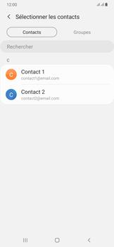 Samsung Galaxy A50 - E-mails - Envoyer un e-mail - Étape 8