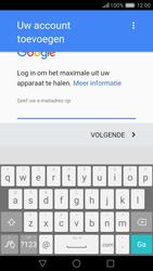 Huawei Nova - E-mail - Handmatig instellen (gmail) - Stap 10
