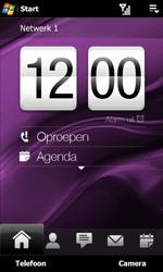 HTC T7373 Touch Pro II - netwerk en bereik - gebruik in binnen- en buitenland - stap 12