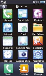 Samsung S8500 Wave - MMS - Configuration manuelle - Étape 3