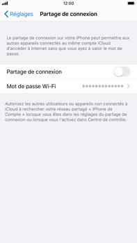 Apple iPhone 6s Plus - iOS 13 - Internet - comment configurer un point d'accès mobile - Étape 6
