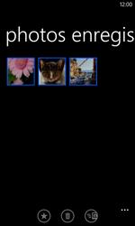 Nokia Lumia 625 - Photos, vidéos, musique - Envoyer une photo via Bluetooth - Étape 7