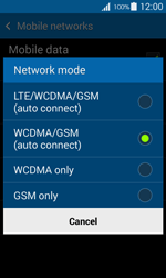 Samsung G357 Galaxy Ace 4 - Network - Change networkmode - Step 8