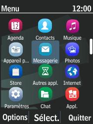 Nokia 301-1 - SMS - Configuration manuelle - Étape 3