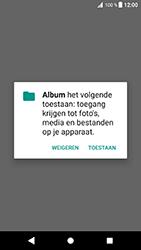 Sony Xperia XZ - Android Oreo - MMS - afbeeldingen verzenden - Stap 9