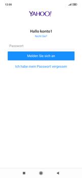 Xiaomi RedMi Note 7 - E-Mail - 032b. Email wizard - Yahoo - Schritt 9