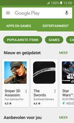 Samsung Galaxy Xcover 3 VE (G389) - Applicaties - Account aanmaken - Stap 23