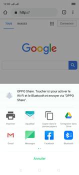 Oppo A9 2020 - Internet et connexion - Naviguer sur internet - Étape 22
