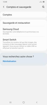 Samsung Galaxy A31 - Aller plus loin - Gérer vos données depuis le portable - Étape 8